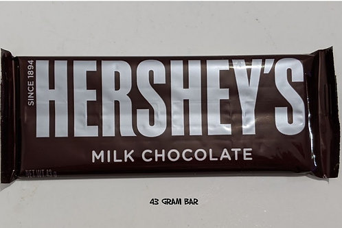 Hershey's Milk Chocolate Bar