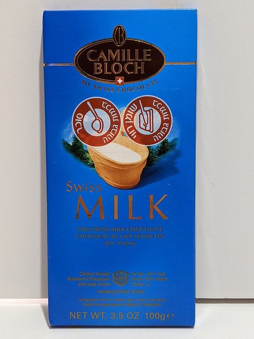 Camille Bloch Swiss Milk