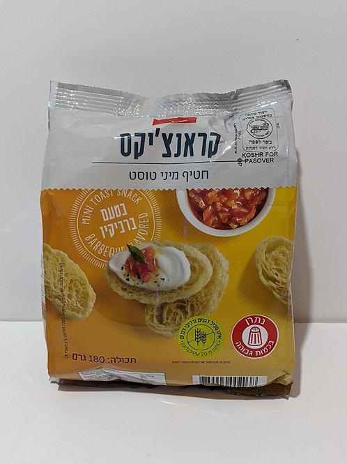 Meshubach Crunchiks - BBQ