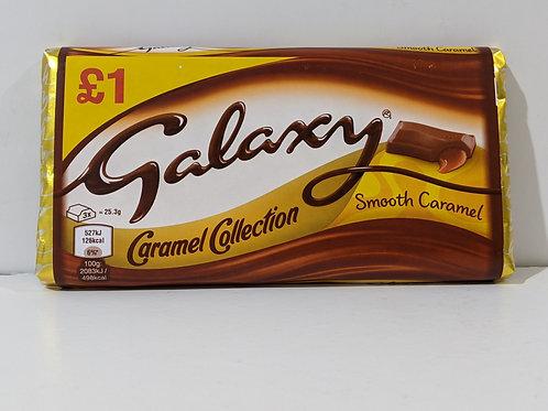 Galaxy Caramel Collection Chocolate Bar