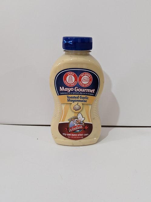 Mayo Gourmet Toasted Garlic Mayonnaise
