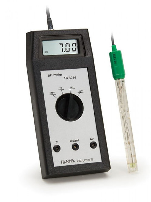 HI-8014 Budget Priced pH and ORP Meter
