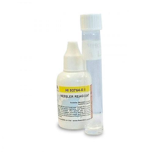 HI-93764A-25 Ammonia Low Range Reagent, Nessler Method
