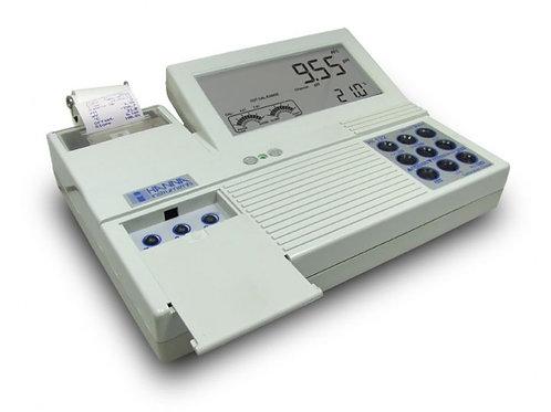 HI-122 Professional pH Bench Meter with Built-in Printer
