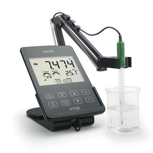 HI-2020 edge® Hybrid Multiparameter pH Meter
