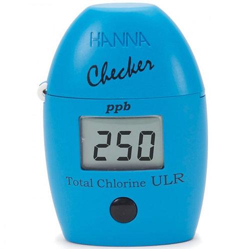 HI-761 Total Chlorine Ultra Low Range Handheld Colorimeter, Checker®HC