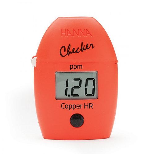HI-702 Copper High Range Handheld Colorimeter - Checker®HC