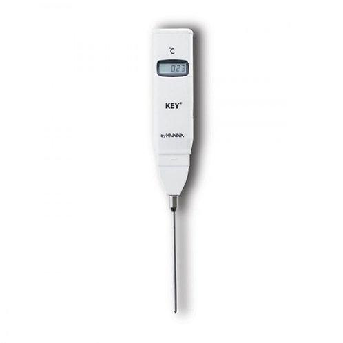 HI-98517 KEY Pocket Thermometer, range -40 to 550°C with 130mm probe