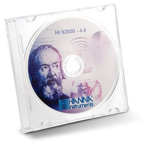 HI-92000 Hanna Windows Software