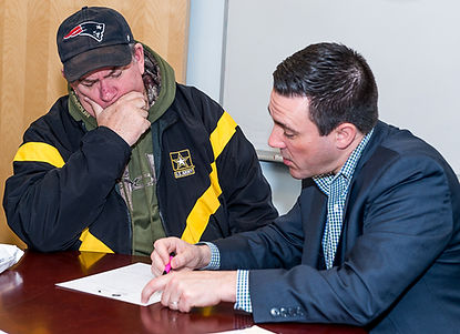 Legal Assistance for Veterans