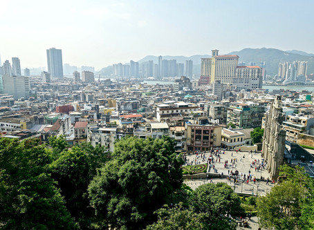 Macau - It`s time for Gold