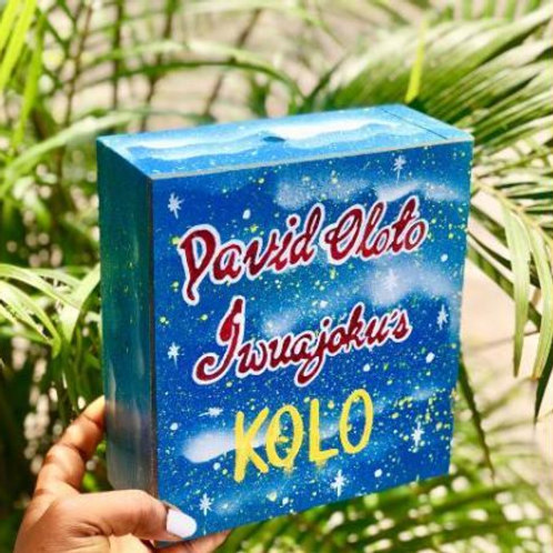 KOLO BOX FOR SAVING