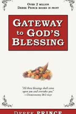 GATEWAY TO GOD'S BLESSING
