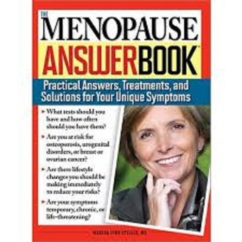 THE MENOPAUSE ANSWER BOOK