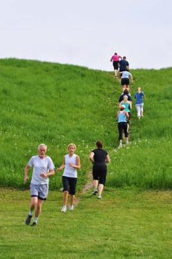 running uphill - everyone.JPG