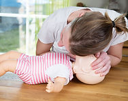 baby cpr infant childbirh classes