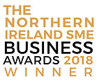 Winner Logo  Northern Ireland SME Awards