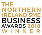 Winner Logo  Northern Ireland SME Awards