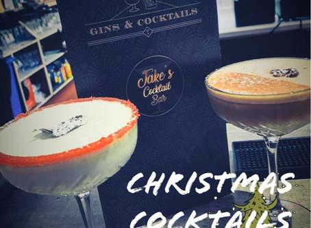 Christmas Cocktails 🎅🏻