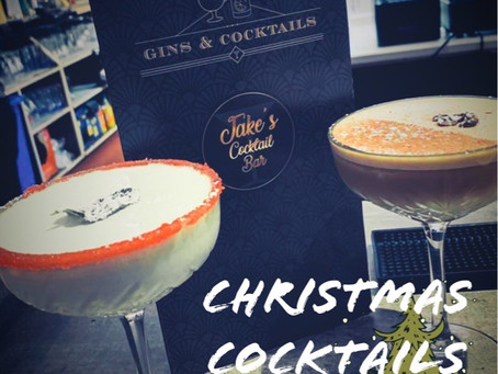 Christmas Cocktails 🎅🏻