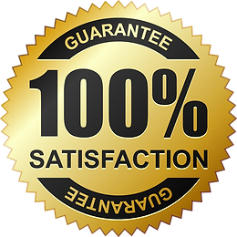 100% Satisfaction rate