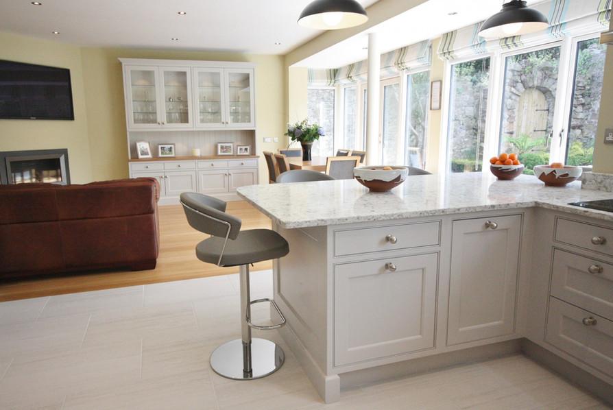 JP Bespoke In Frame Kitchens