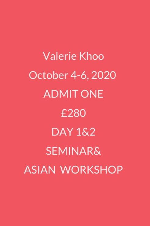 Seminar plus Asian workshop