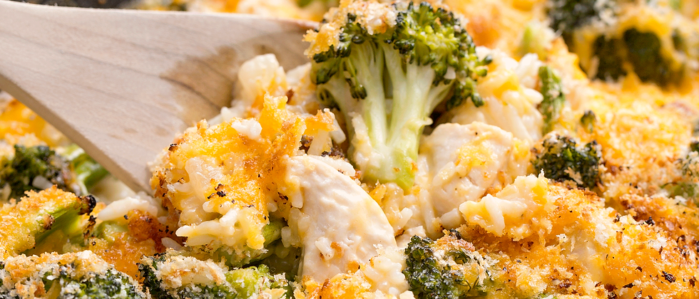 Chicken and Broccoli Pasta Bake 8