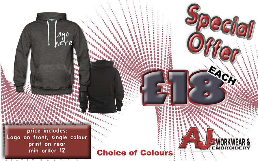 AJS Workwear Special Offer
