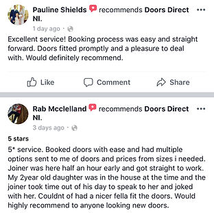 Doors direct NI review