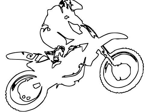 Moto cross #152