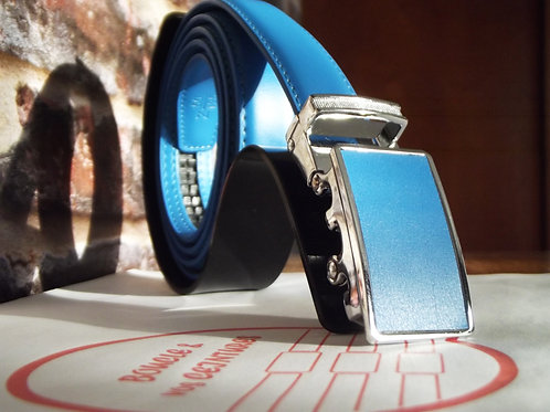 Ceinture light bleu électrique