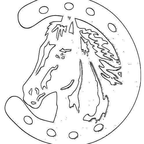 Fer à cheval #34