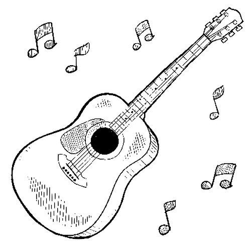 Guitare #75