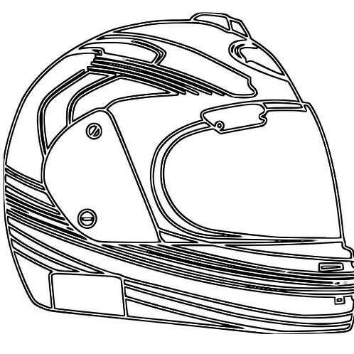 Casque moto #90