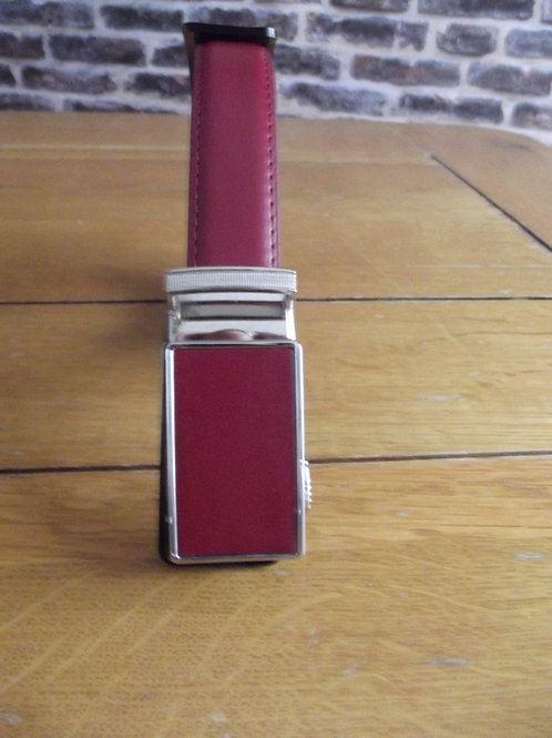 Ceinture small dark red