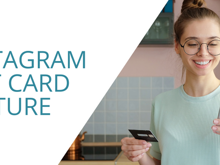 Instagram Gift Card Feature