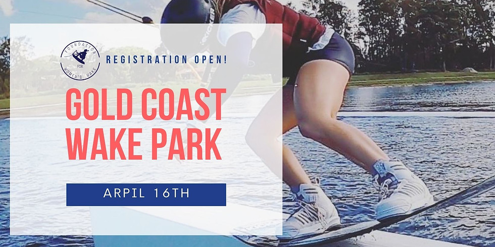 Gold Coast Wake Park with Ange & Amber