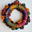 "Thumbnail: Handmade Pom Pom Wreath-""Merry + Bright"""