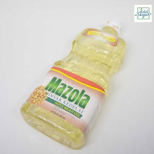 MAZOLA Soyabean Oil