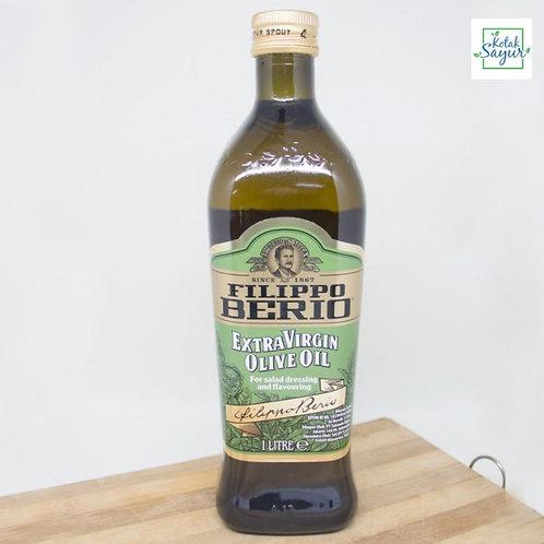 FILIPPO BERIO Extra Virgin Olive Oil - 1 liter