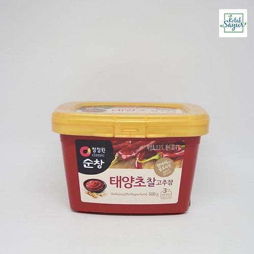 CHUNG JUNG ONE Gochujang Hot Pepper Paste - 500gr