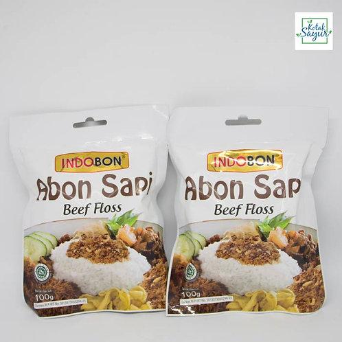 INDOBON Abon Sapi pouch