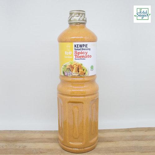 KEWPIE Spicy Tomato dressing - 1Liter