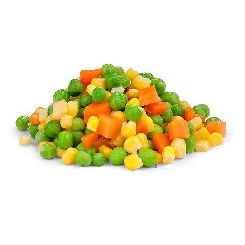 Mix Vegetables 4 ways impor - 1kg