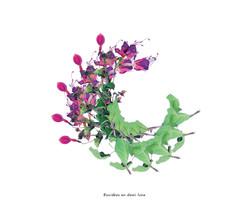 Fleurs et jardins imaginaires 44