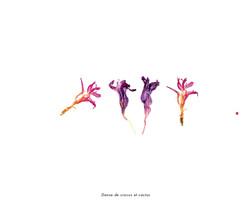 Fleurs et jardins imaginaires 9