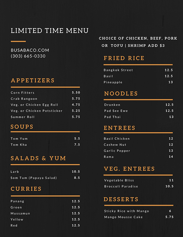 Limited Time Menu Busaba.png