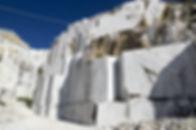 carrara stone quarry