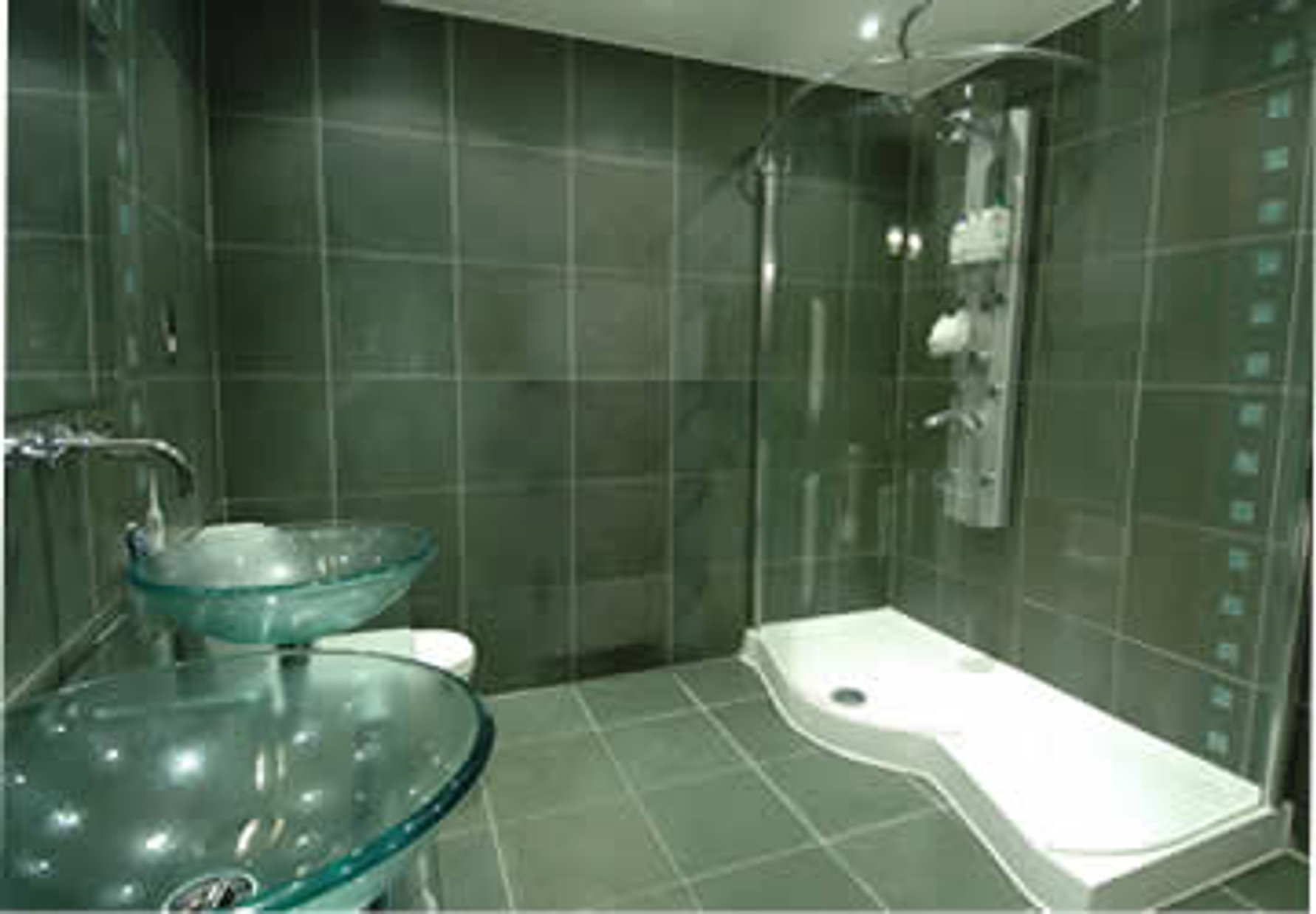 Porcelain tile Glass Tile Backsplash tile